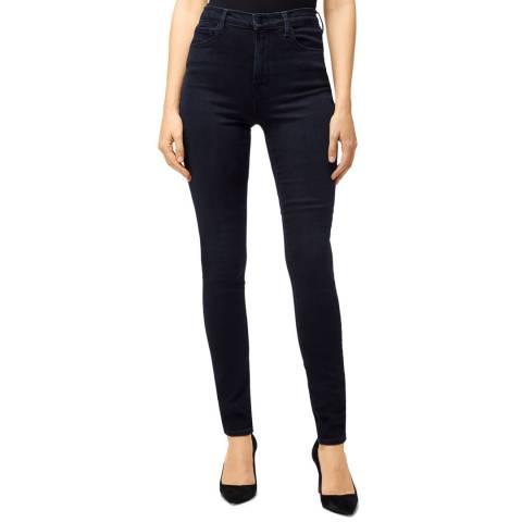 J Brand Midnight Carolina Skinny Stretch Jeans
