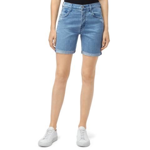 J Brand Blue Billey Shorts