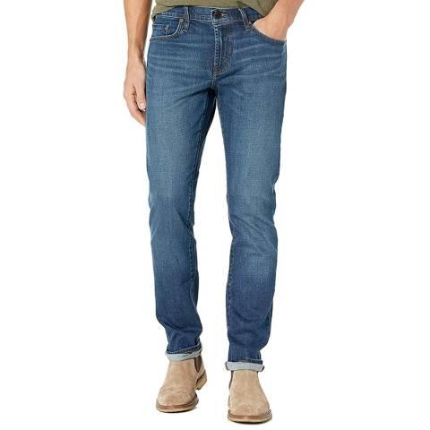 J Brand Blue Tyler Slim Fit Jeans
