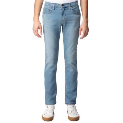 J Brand Light Blue Tyler Slim Stretch Jeans