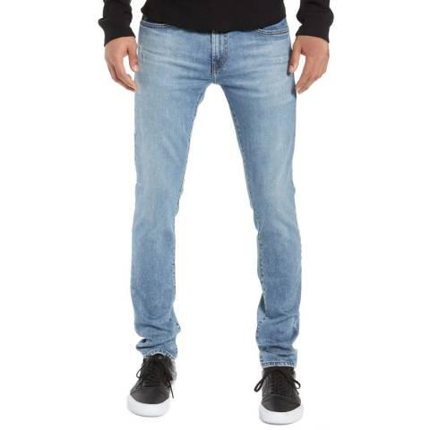 J Brand Light Blue Mick Skinny Fit Jeans