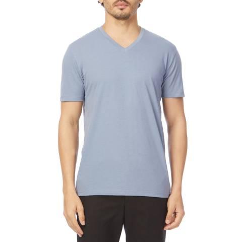 Reiss Blue Dusky T-Shirt