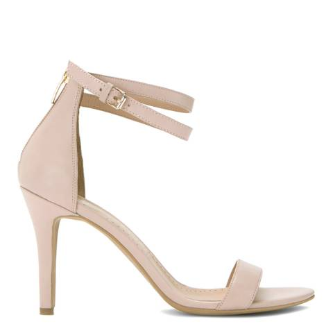 Mint Velvet Georgia Blush Strappy Sandal