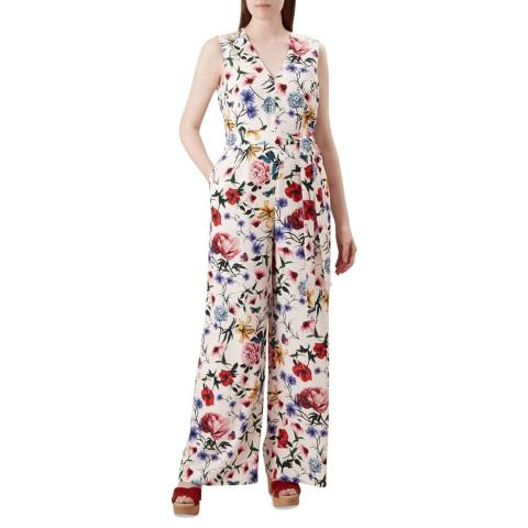 Hobbs London Multi Chelsea Floral Jumpsuit