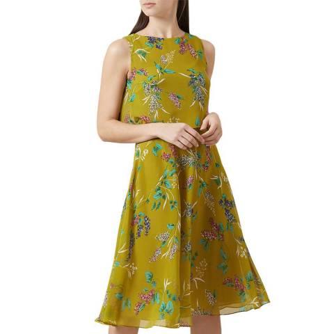 Hobbs London Multi Ember Floral Print Dress