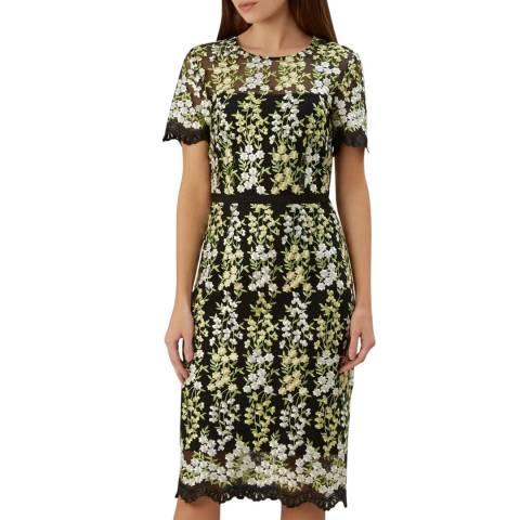 Hobbs London Multi Rhoda Dress