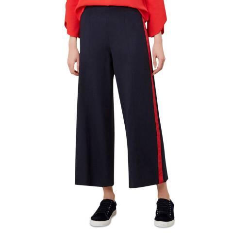 Hobbs London Navy Rosemary Trousers