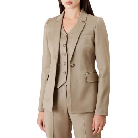 Hobbs London Neutral Penelope Jacket