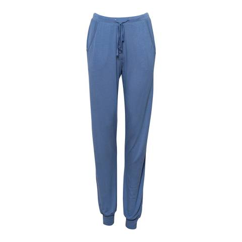 Cyberjammies Blue Harper Blue Knit Pyjama Pant