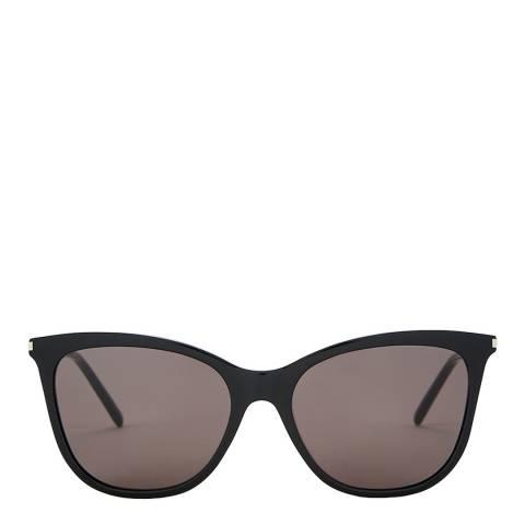 Saint Laurent Women's Black Saint Laurent Sunglasses 55mm