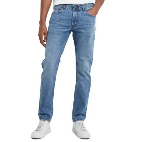 Hackett London Blue Core Slim Stretch Jeans