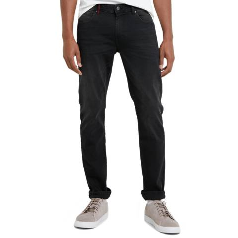 Hackett London Black Core Slim Jeans