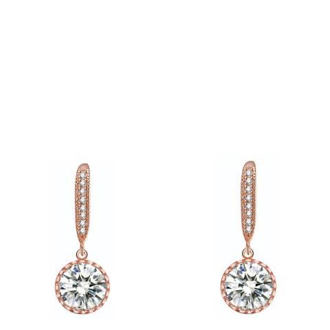 Ma Petite Amie Rose Gold Plated Elegant Earrings