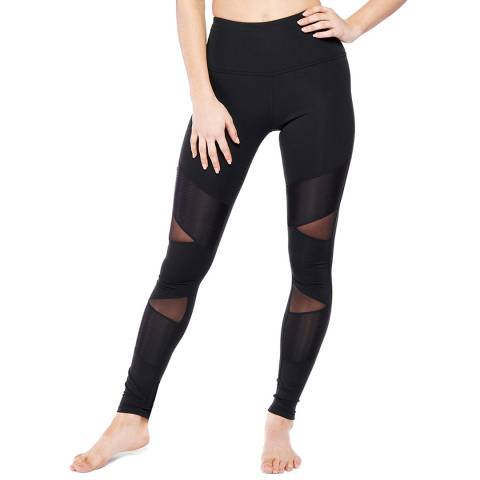 Electric Yoga Black Feeling Yourself Leggings
