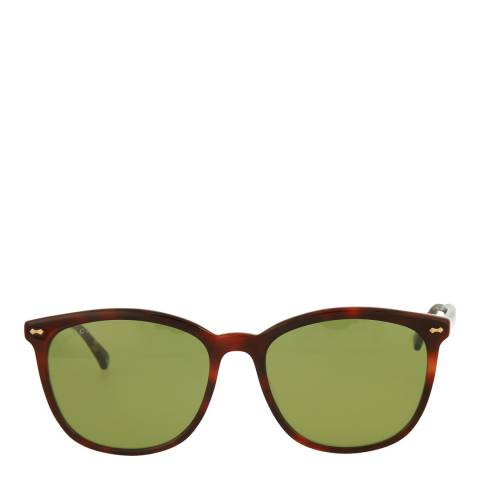 Gucci Women's Red Tortoiseshell Sunglasses