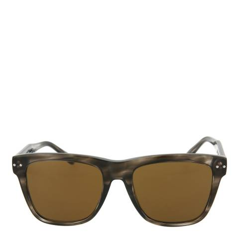 Bottega Veneta Women's Blonde Tortoiseshell Elegance Sunglasses