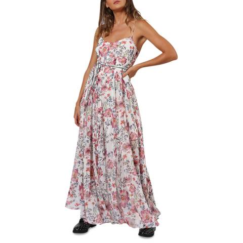 Religion Multi Ethereal Maxi Dress
