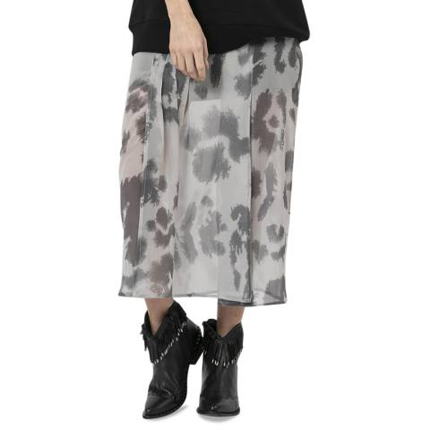 Religion Multi Cover Midi Skirt