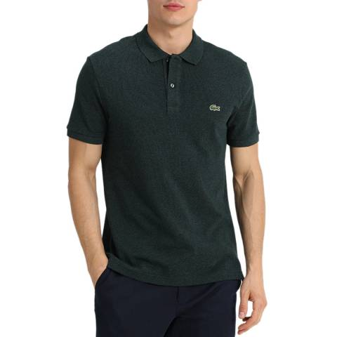 Lacoste Green Regular Fit Polo Shirt