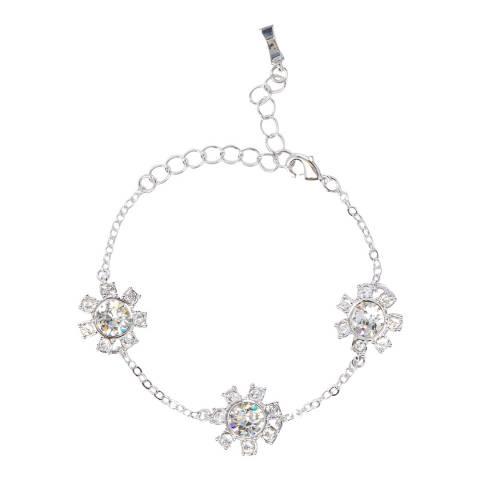 Ted Baker Crystal Clockwork Bracelet