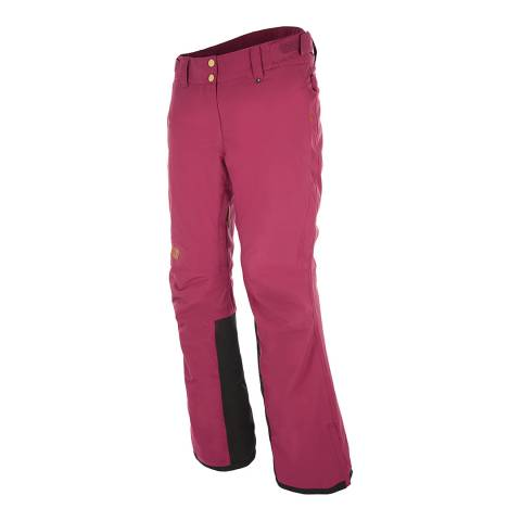 Planks Women's Plum All-time Insulated Pant