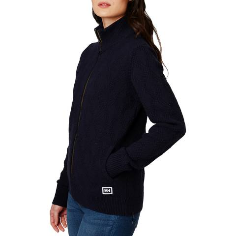 Helly Hansen Women's Navy Siren Knit Jacket