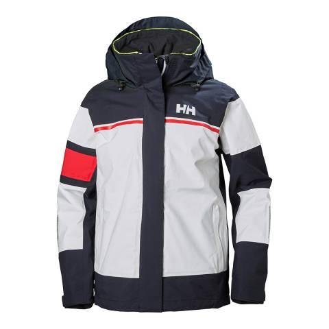 Helly Hansen Women's Navy Salt Light Jacket