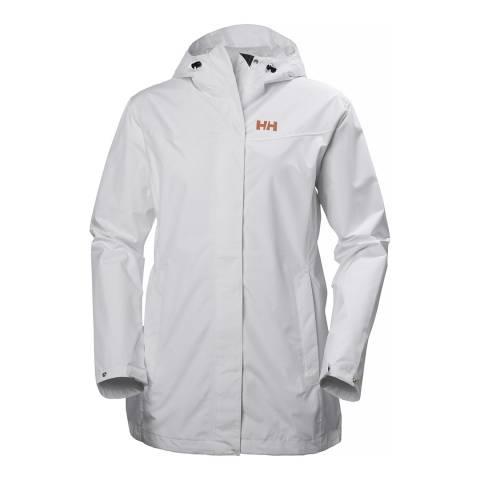 Helly Hansen Women's White Lynwood Jacket