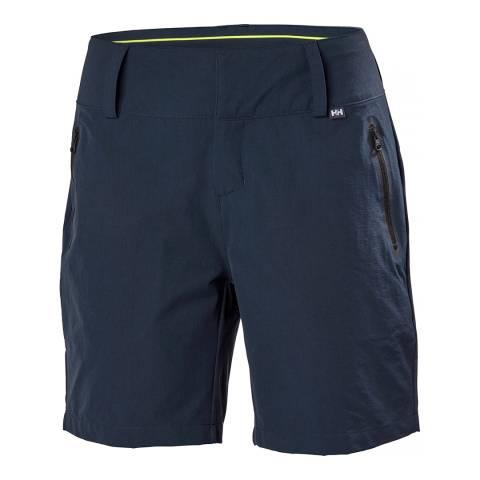 Helly Hansen Navy Crewline Shorts