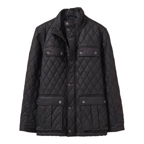 Crew Clothing Black Durleigh Jacket