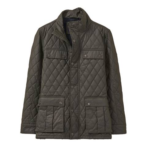 Crew Clothing Green Durleigh Jacket