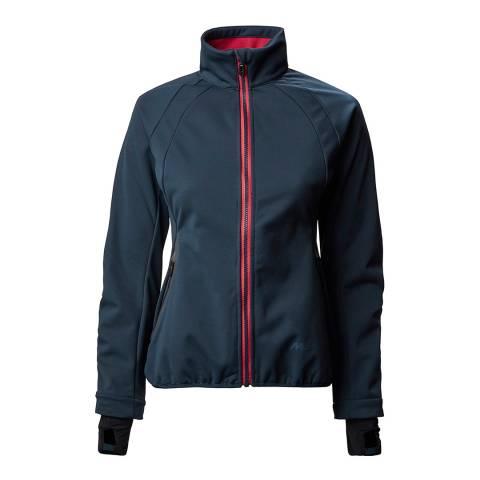 Musto Navy Navita Softshell Jacket