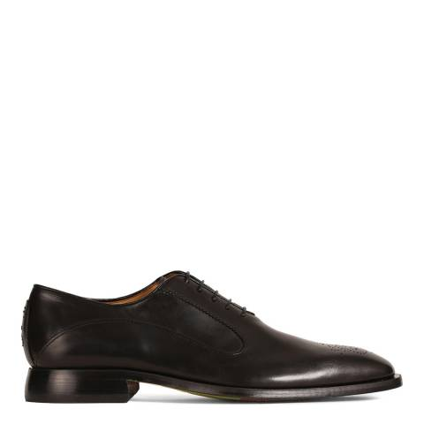 Oliver Sweeney Black Sissa Oxford Shoe