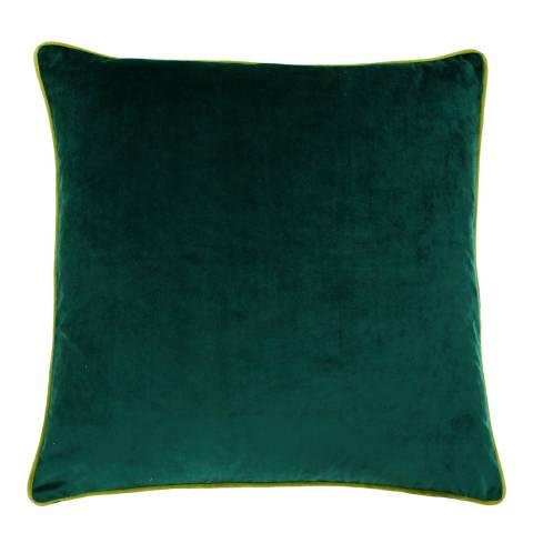 Riva Home Emerald/Moss Meridian Cushion 55x55cm