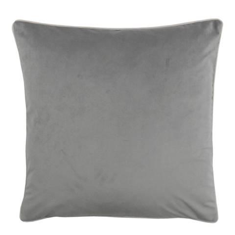 Riva Home Grey/Blush Pink Meridian Cushion 55x55cm