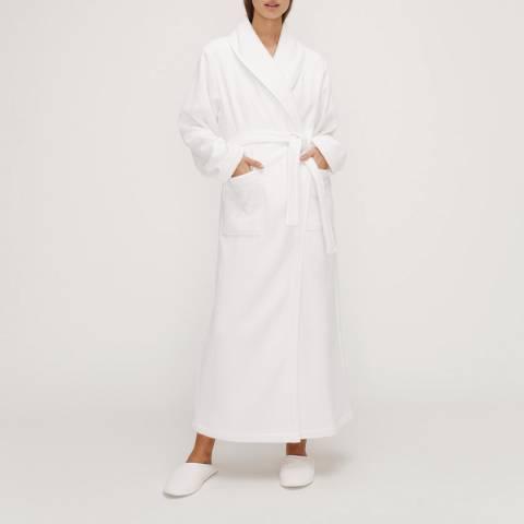 Sheridan Everglades XS/S Bath Robe, White