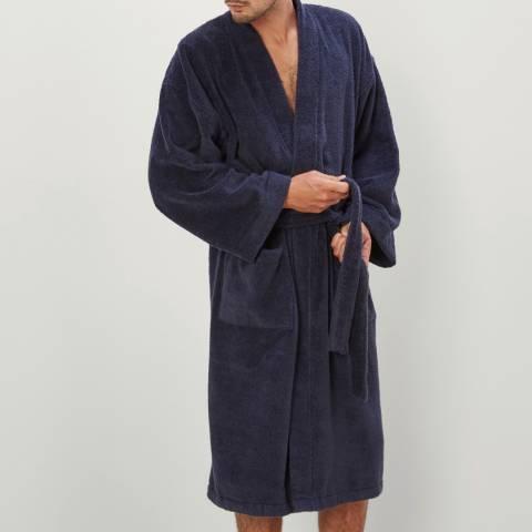 Sheridan Quick Dry XS/S Bath Robe, Midnight