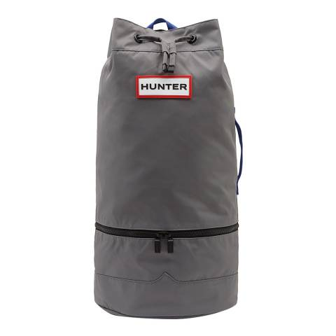 Hunter Grey Original Nylon Boot Bag