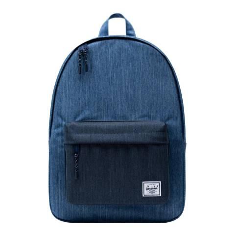 Herschel Supply Co. Faded Indigo Denim Classic Backpack