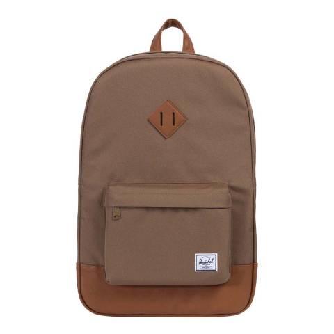 Herschel Supply Co. Tan Heritage Backpack