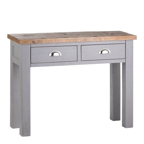 Hill Interiors The Byland Collection Two Drawer Console