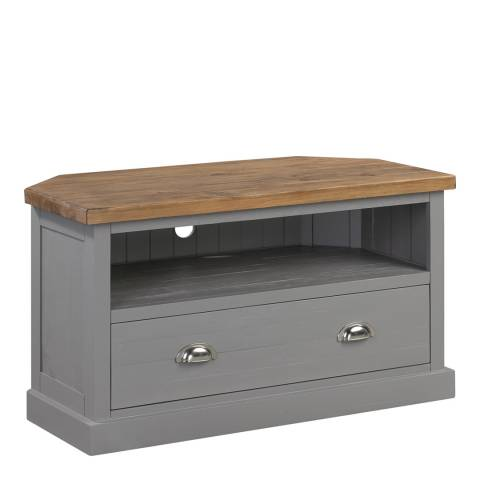 Hill Interiors The Byland Collection Corner TV Unit
