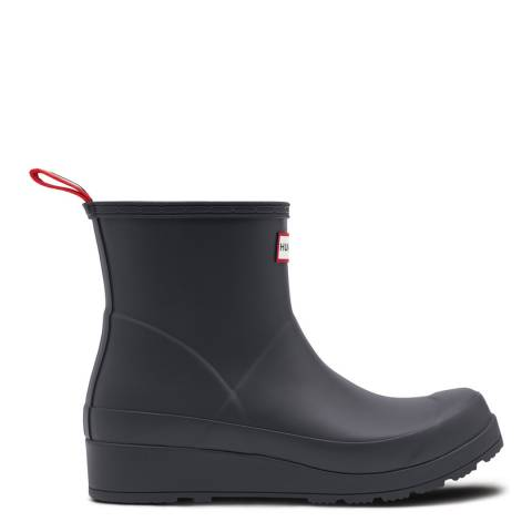 Hunter Grey Original Play Short  Wellington Boots