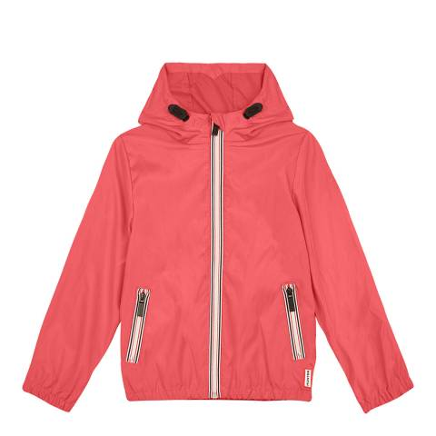 Hunter Kids Rhythmic Pink Original Shell Jacket