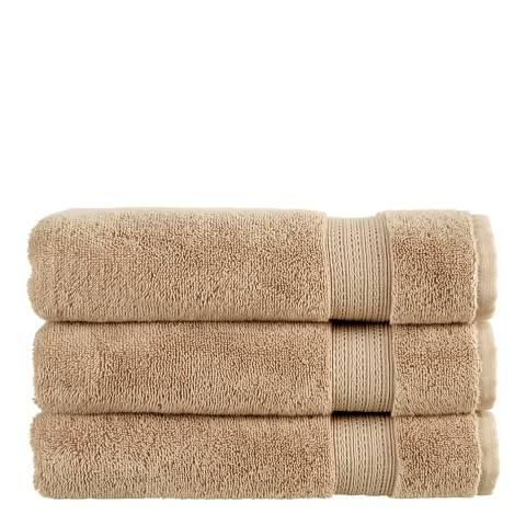 Christy Tempo Bath Towel, Pebble