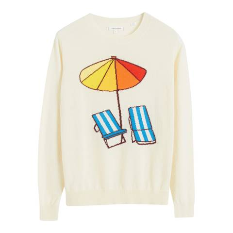 Chinti and Parker SUNBED SWEATER