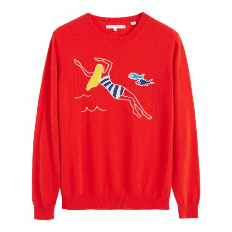 Chinti and Parker THE SWIMMER SWEATER