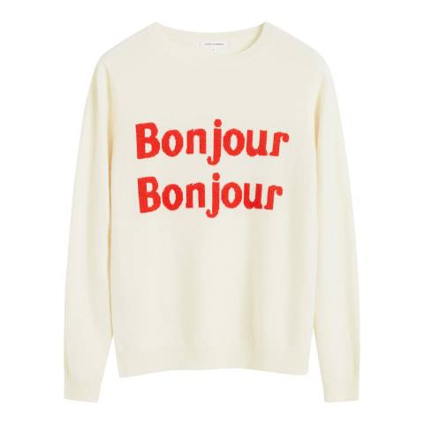 Chinti and Parker BONJOUR BONJOUR SWEATER
