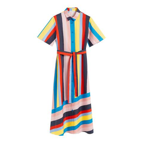 Chinti and Parker Multi Riviera Annabel Dress
