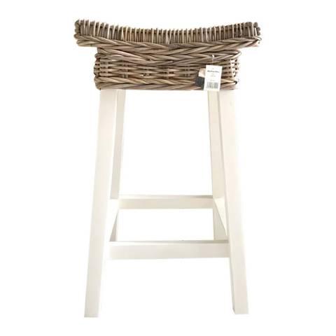 Maine Furniture Co. Key Largo Kubu Backless Bar Stool